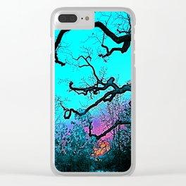 Oaks 4 Clear iPhone Case