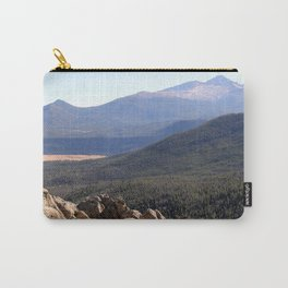 Colorado Mountains pt. II Carry-All Pouch