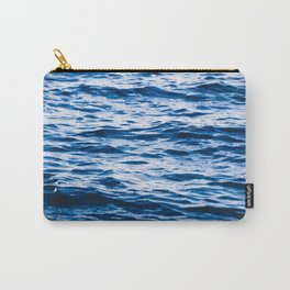 Waves at the Lake Carry-All Pouch