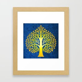 Bodhi Tree0102 Framed Art Print