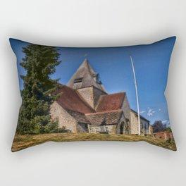 St Margaret Ditchling Rectangular Pillow