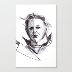Micheal Myers  Canvas Print