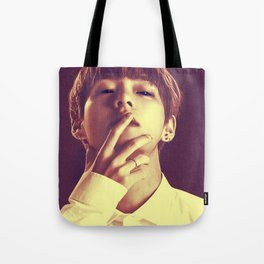 YNWA Demon Taehyung Tote Bag