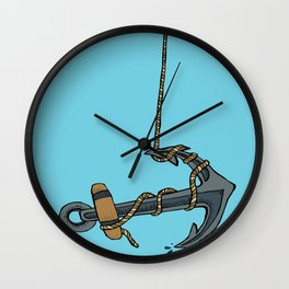 Stay Lifted Wall Clock