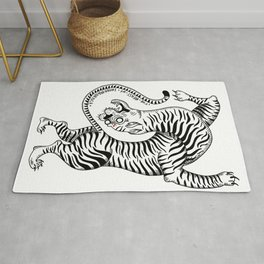 THE BEAST OF IMPERMANENCE Rug