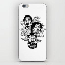Flatbush Zombies BW iPhone Skin