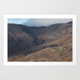 Hebridean 2 Art Print