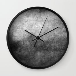 Abstract Cave III Wall Clock