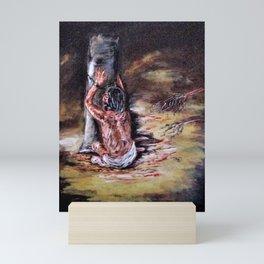 Our Sins Mini Art Print