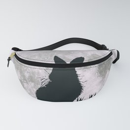 The Hare's Moon Fanny Pack