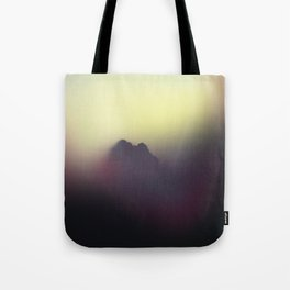 The Dog Dreams In Color For Two Nights Tote Bag