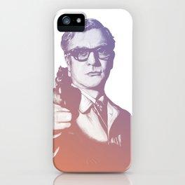 Michael Caine iPhone Case