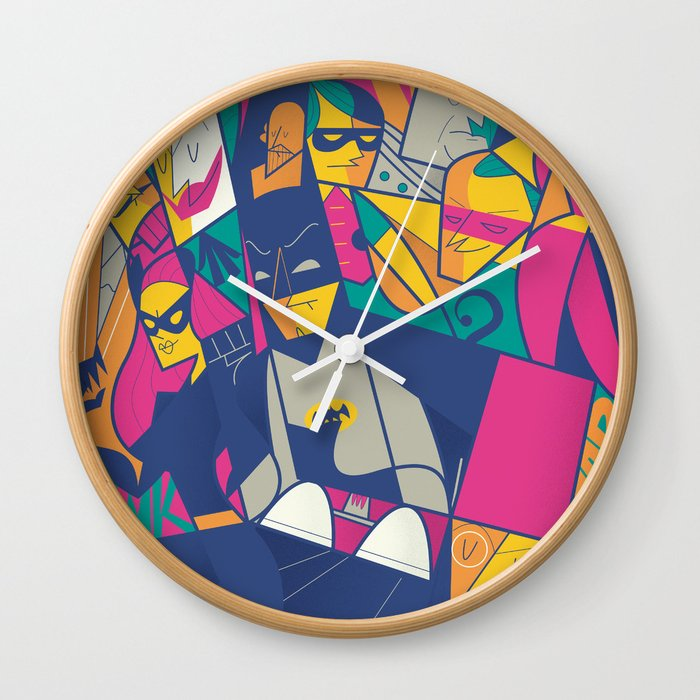 1966 Wall Clock