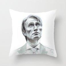 Hannibal Throw Pillow