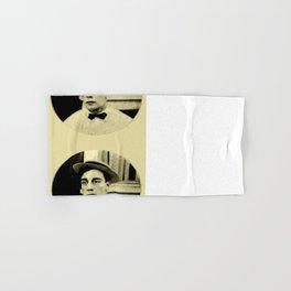 Buster Keaton Hand & Bath Towel