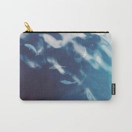 Fledglings and Ripples Carry-All Pouch