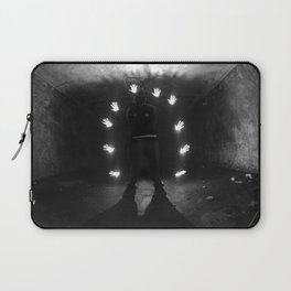 Hands experiment Laptop Sleeve