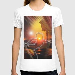 Moments - moon dance T-shirt