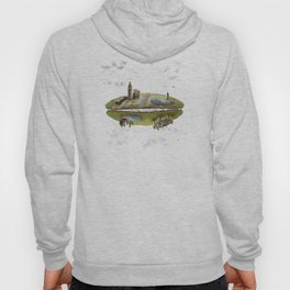 """Merlin- """"Two Sides of the Same Coin"""" Hoody"""