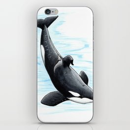 Bingo - Draw Every Captive Orca Project nr. 2 iPhone Skin