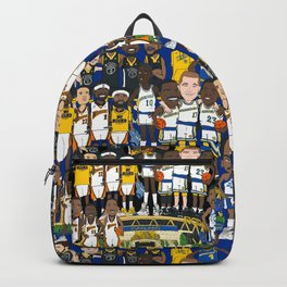 Town Business - Rest In Peace Oracle Arena - 6.13.19 Backpack