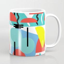 Postmodern Forrest Coffee Mug