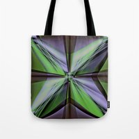 ornate Tote Bags featuring Ornate by Sartoris ART