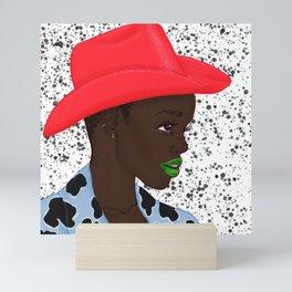 Roundup Mini Art Print