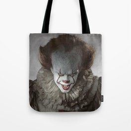 Pennywise The Clown Tote Bag