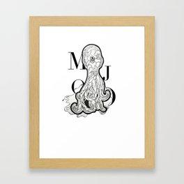 Polvo Framed Art Print