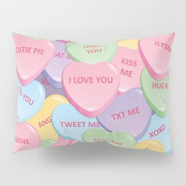 Valentine's candies Pillow Sham