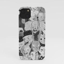 Movie Maniacs iPhone Case