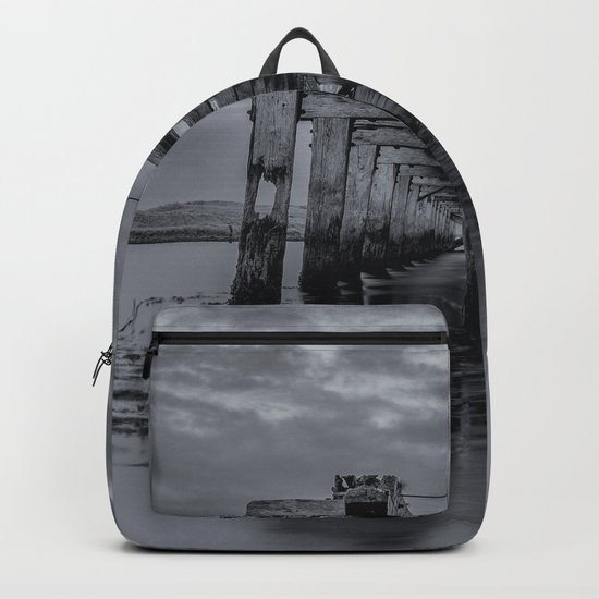 Old Wooden Bridge 2 Backpack