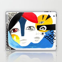 Multiplicidade 3 Laptop & iPad Skin