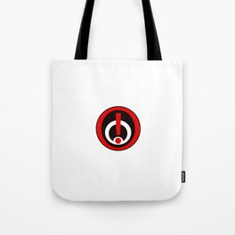 Infected Logo Tote Bag