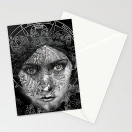 The Eyes of Alchemy Dark Stationery Cards