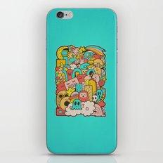 Doodleicious iPhone & iPod Skin