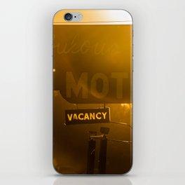 Fabulous Motel iPhone Skin