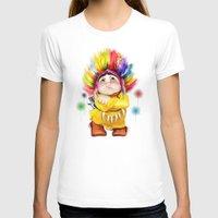 indian T-shirts featuring Indian  by tatiana-teni