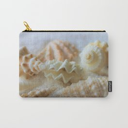 Seashells 3 Carry-All Pouch