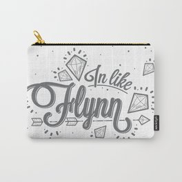 In Like Flynn Carry-All Pouch