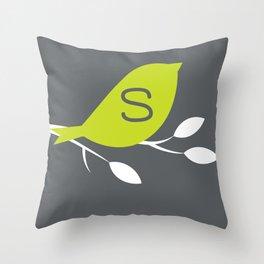 Steffi Throw Pillow