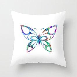 Butterfly 240 Throw Pillow