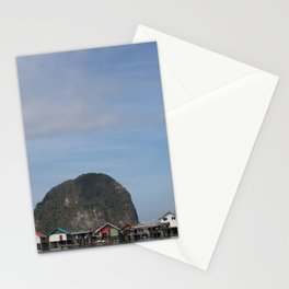 Fishing Village of Koh Panyi Stationery Cards