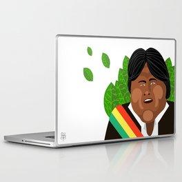 Evo Morales Laptop & iPad Skin