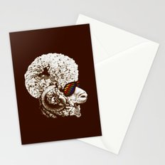 Funky sheep Stationery Cards