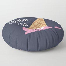 Frozen Floor Pillow