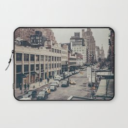Tough Streets - NYC Laptop Sleeve