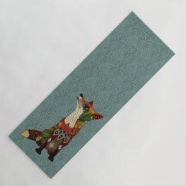 fox love Yoga Mat