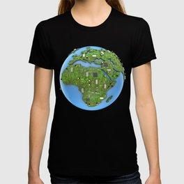 Data Earth T-shirt
